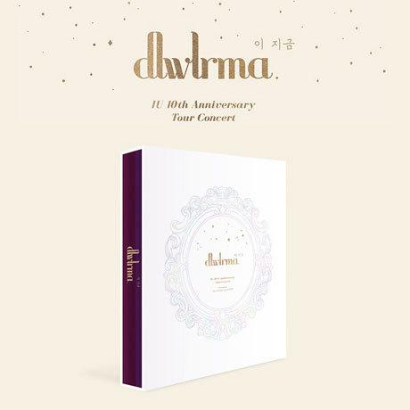 IU – 10Year Anniversary Tour Concert dlwlrma